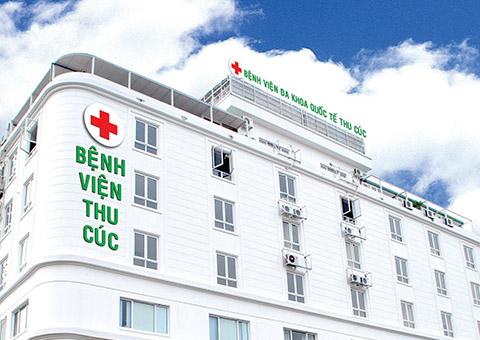 Bệnh Viện Quốc Tế Thu Cúc